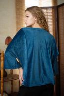 Комплект: блуза и брюки Silence 63410 - фото №2
