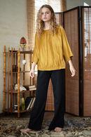 Комплект: блуза и брюки Silence 63410 - фото №13