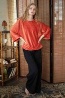 Комплект: блуза и брюки Silence 63410 - фото №7
