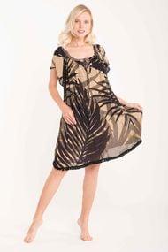 коричневі сукні, 64109, код 64109, арт VI21-087