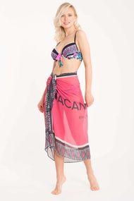 Пляжная юбка с запахом, 64136, код 64136, арт VI21-011