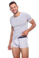 Комплект: футболка и трусы боксеры Navigare 64535 - фото №10