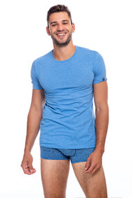 Комплект: футболка и трусы боксеры, код 64538, арт B211626