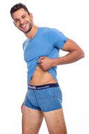 Комплект: футболка и трусы боксеры Navigare 64538 - фото №2