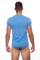 Комплект: футболка и трусы слип Navigare 64539 - фото №3