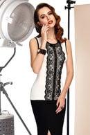 Блуза Anabel Arto 64744 - фото №3