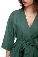 Комплект: халат и брюки Silence 66104 - фото №7