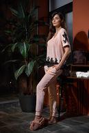 Комплект: футболка и брюки Effetto 66749 - фото №1