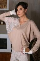 Комплект: пуловер и брюки Effetto 66815 - фото №3