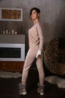Комплект: пуловер и брюки Effetto 66815 - фото №1