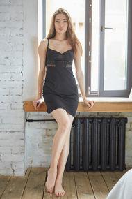 Чорні нічні сорочки, 69334, код 69334, арт 100602-Р