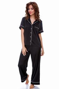 Чёрная пижама, 69699, код 69699, арт Rina