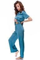 Комплект: блуза и брюки Sambario 69699 - фото №11