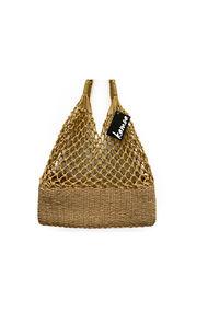 Пляжная сумка сетка, 70641, код 70641, арт Netzy