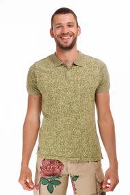 Зеленые мужские футболки, 70803, код 70803, арт E215327