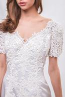 Свадебное платье Lignature 72159 - фото №2