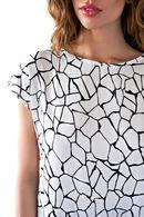 Блуза Fleri 73047 - фото №7
