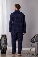 MNS 458 B21 Піжама чоловіча (сорочка.довг.рук.,брюки) (2 шт) Key 74232 - фото №1