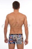 Труси чоловічі boxer, бавовна Primal 18319 - фото №1